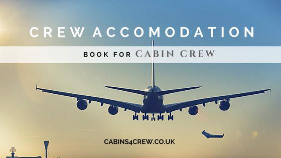 Heathrow crew accommodation